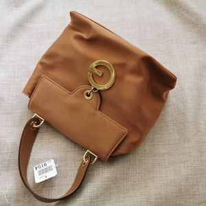 Givenchy Satin Top Handle Bag
